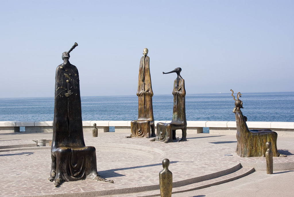 Puerto Vallarta Sculptures